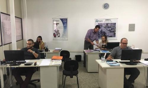 Equipe de Vendas - Recife