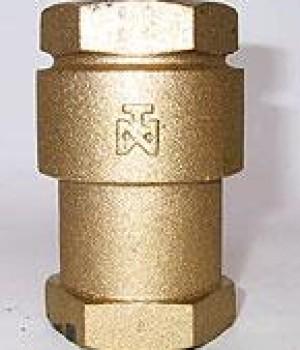 Fig 341 - Válvula retenção vertical bronze classe 125 rosca - Niagara