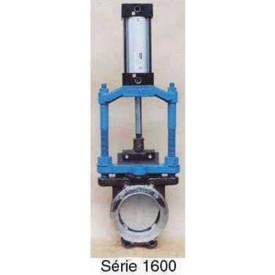 Imagem 1 de Fig 1500 / 1600 / 1800 - Válvulas Guilhotina monobloco