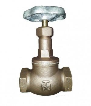Fig 200 - Válvula globo bronze classe 150 com rosca fecho cônico de bronze (C) ou disco PTFE (T) - Niagara