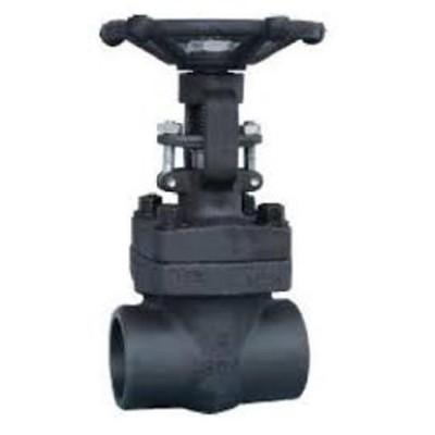 Fig 753 - Válvula globo aço forjado classe 800