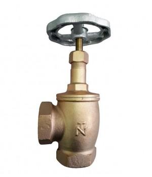 Fig 202 - Válvula angular bronze classe 150 rosqueada BSP/NPT ou flangeada - Niagara