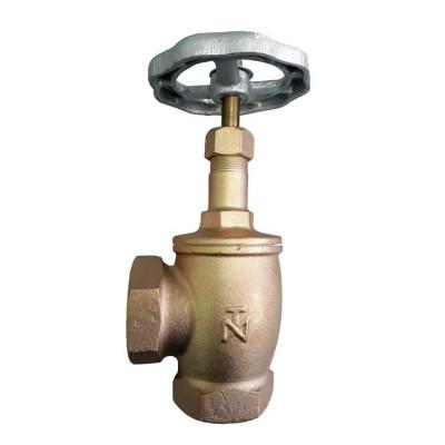 Fig 202 - Válvula angular bronze classe 150 rosqueada BSP/NPT ou flangeada
