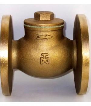Fig. 340 classe 150 - Valvula de Retenção Horizontal Bronze  - Niagara