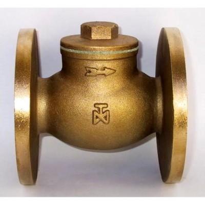 Fig. 340 classe 150 - Valvula de Retenção Horizontal Bronze