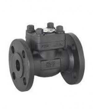 Fig. 755FL classe 600 - Valvula Retenção tipo pistão em aço carbono forjado com flanges - Niagara