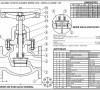 Imagem 1 de Fig 260 - Válvula globo ferro fundido classe 125 flange ANSI - haste ascendente