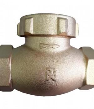 Fig. 346 classe 300 - Valvulas de Retenção Horizontais - Bronze - Niagara