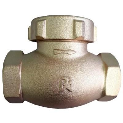 Fig. 346 classe 300 - Valvulas de Retenção Horizontais - Bronze
