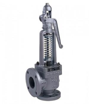 WB2500V1 - Válvula de Segurança para vapor - Niagara