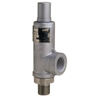 WB2600 - Válvula de alívio roscada NPT