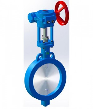 Fig 790 - Válvula borboleta tipo wafer para aplicação gases, água, vapor baixa pressão e temperatura - Niagara