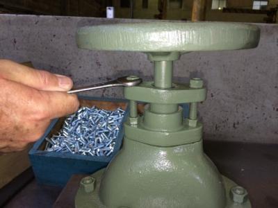 Manutenção e Troca de Gaxetas - Válvulas Niagara