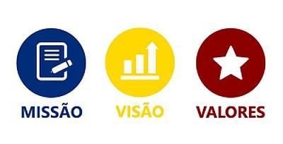 Capa de Missão, Visão, Valores