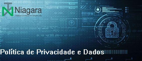 Capa de Política de Privacidade - LGPD